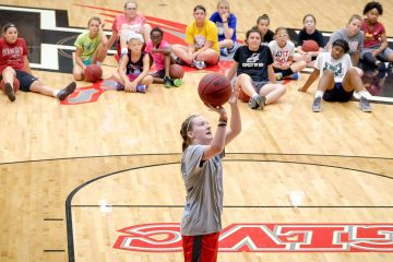 CANCELLED- Women's Basketball Youth Camp