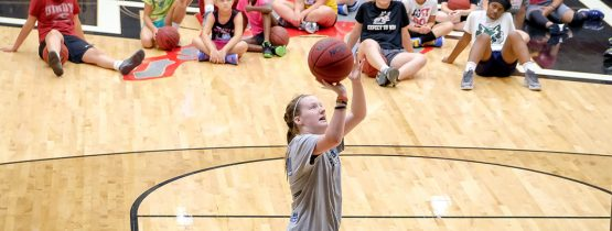 Women's Basketball Youth Camp