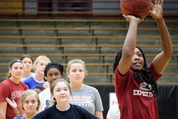 Women's Basketball – Girls Youth Camp