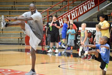 CANCELLED- Men's Basketball – Youth Camp