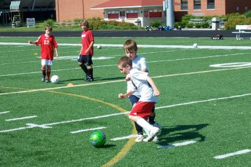 Junior Soccer Camp