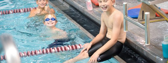 Swimming – Youth Camp