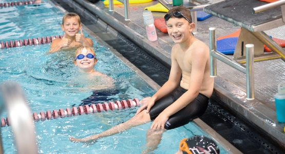 Swimming - Youth Camp