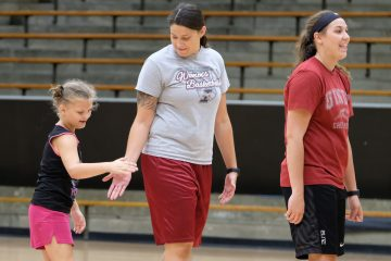 Women's Basketball – Elite Camp (August 10)
