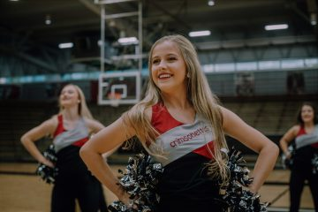 UIndy Dance Team Spring Tryout Prep Clinic
